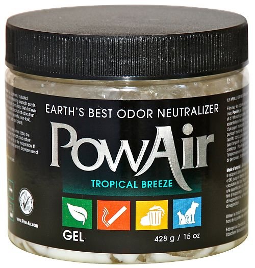 Powair Tropical Breeze Gel